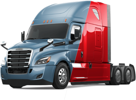 the new cascadia freightliner trucks. Black Bedroom Furniture Sets. Home Design Ideas