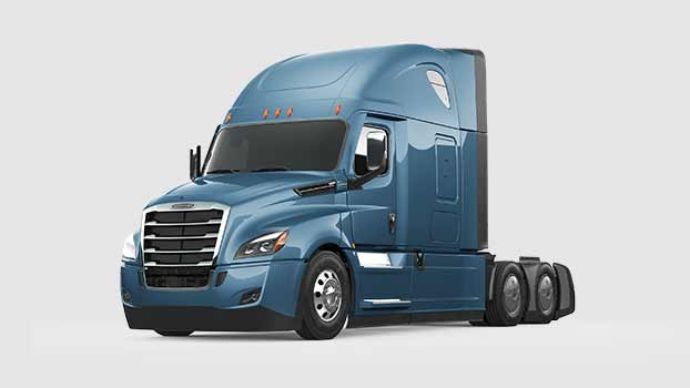 The New Cascadia Freightliner Trucks