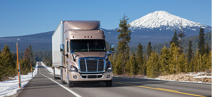 Where can you find the value of a Freightliner truck?